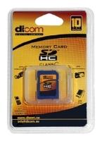 Dicom SDHC Class 10