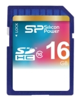 Silicon Power SDHC Card Class 10