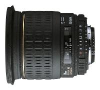 Sigma AF 20mm f/1.8 EX DG ASPHERICAL RF Nikon F