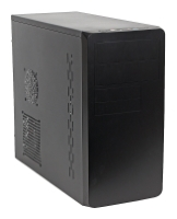 MAXcase PN519 w/o PSU Black