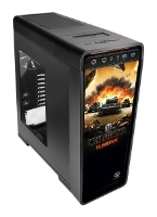 Thermaltake Urban S71 World of Tanks Edition VP500M1W2N Black