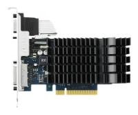 ASUS GeForce GT 730 902Mhz PCI-E 2.0 1024Mb 1800Mhz 64 bit DVI HDMI HDCP