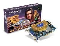 GIGABYTE GeForce 7600 GS 400Mhz AGP 256Mb 800Mhz 128 bit DVI TV YPrPb