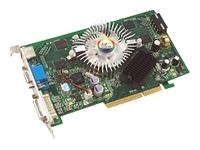 Inno3D GeForce 7600 GT 560Mhz AGP 256Mb 1400Mhz 128 bit DVI TV YPrPb
