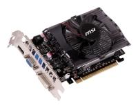 MSI GeForce GT 630 810Mhz PCI-E 2.0 1024Mb 1000Mhz 128 bit DVI HDMI HDCP