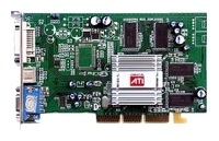 Sapphire Radeon 9250 240Mhz AGP 128Mb 400Mhz 128 bit DVI TV
