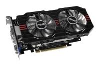 ASUS GeForce GTX 750 Ti 1072Mhz PCI-E 3.0 2048Mb 5400Mhz 128 bit 2xDVI HDMI HDCP