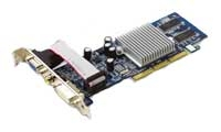 GIGABYTE GeForce FX 5200 250Mhz AGP 128Mb 400Mhz 64 bit DVI TV Low Profile