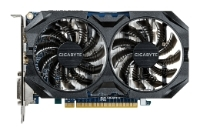 GIGABYTE GeForce GTX 750 Ti 1059Mhz PCI-E 3.0 2048Mb 5400Mhz 128 bit 2xDVI 2xHDMI HDCP