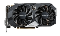 GIGABYTE GeForce GTX 950 1026Mhz PCI-E 3.0 2048Mb 7000Mhz 128 bit DVI HDMI HDCP