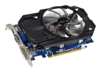 GIGABYTE Radeon R7 240 900Mhz PCI-E 3.0 2048Mb 1800Mhz 128 bit DVI HDMI HDCP