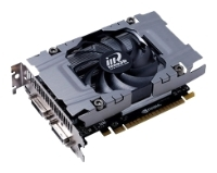 Inno3D GeForce GTX 650 1058Mhz PCI-E 3.0 1024Mb 5000Mhz 128 bit 2xDVI Mini-HDMI HDCP