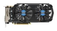 MSI GeForce GTX 970 1102Mhz PCI-E 3.0 4096Mb 7010Mhz 256 bit 2xDVI HDMI HDCP