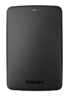 Toshiba CANVIO BASICS 750GB