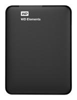 Western Digital WDBUZG0010BBK-EESN