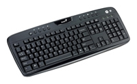 Genius KB-220e Black USB