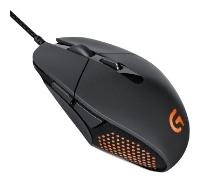 Logitech G303 Black USB
