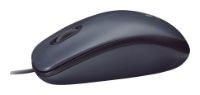 Logitech Mouse M90 Black USB
