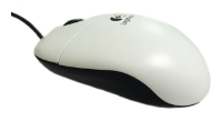 Logitech Optical Mouse SBF-96 White PS/2