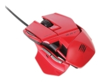 Mad Catz R.A.T.3 Gaming Mouse Red USB