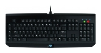 Razer BlackWidow Ultimate Stealth Edition Black USB