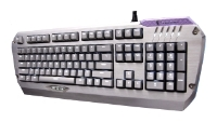 TESORO Colada Saint TS-G3NL(S) Aluminum Backlit Mechanical Gaming Keyboard Silver USB