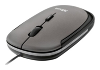 Trust SlimLine Mouse Black USB