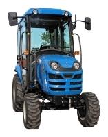 LS Tractor J23 HST (с кабиной)