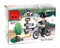 Enlighten Brick CombatZones 827 Военный агент