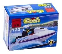 Enlighten Brick Полиция 122 Полицейский гидроцикл
