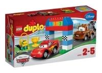 LEGO Cars 10600 Гонки