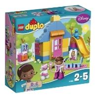 LEGO Duplo 10606 Двор клиники доктора Плюшевой