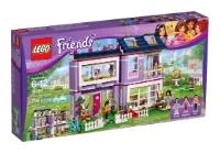 LEGO Friends 41095 Дом Эммы